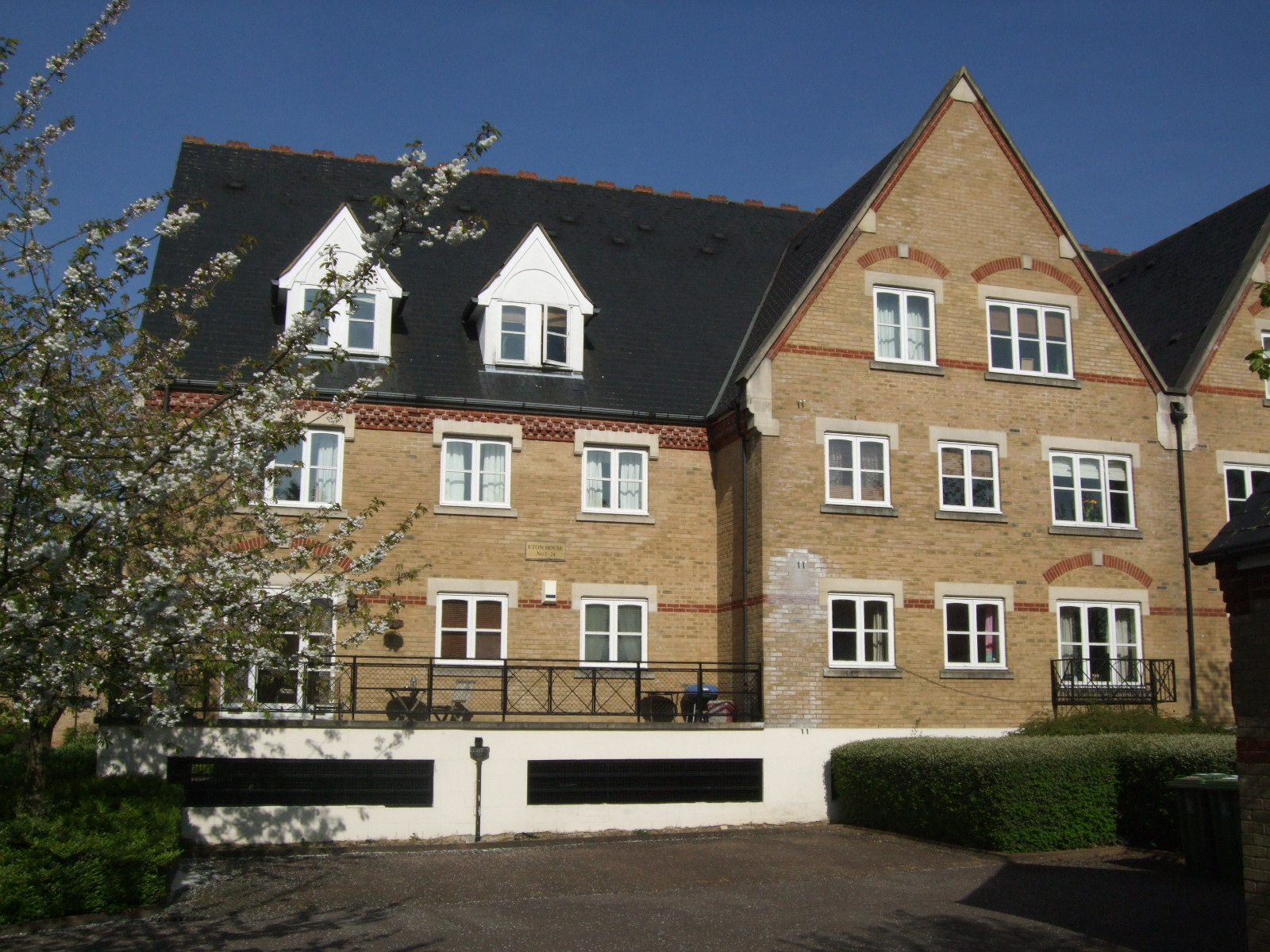 Eton House, Anglian Close